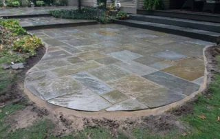 Bluestone Patio Restoration