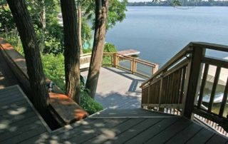 Lakeside Deck