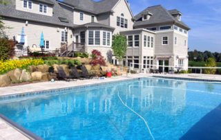 Pool Landscape Renovation
