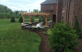 Backyard Landscape Project